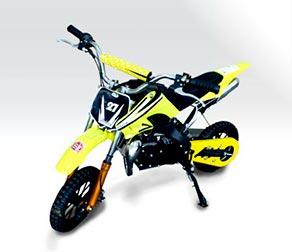 a1c0b9bb76b Mini moto cross BZ 49cc Vento